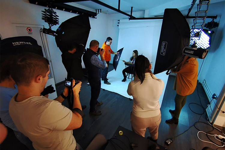 Studio foto interior Galatia