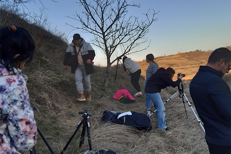 Grupa-10-Biertan - Curs de fotografie Galatia